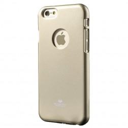 """""""Mercury"""" futrālis - zelta (iPhone 6 / 6s )"""