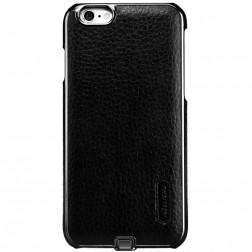 """""""Nillkin"""" N-JARL Wireless apvalks ar bezvadu uzlādēšanas funkciju - melns (iPhone 6 / 6s)"""