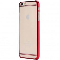 """""""ROCK"""" Neon apvalks - sarkans (iPhone 6 Plus / 6S Plus)"""