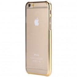 """""""ROCK"""" Neon apvalks - zelta (iPhone 6 / 6S)"""