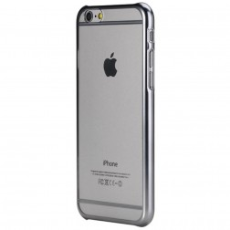 """ROCK"" Neon apvalks - pelēks (iPhone 6 / 6S)"