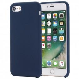 """Shell"" cieta silikona (TPU) vāciņš - zils (iPhone 7 / 8 / SE 2020)"