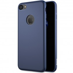 """Baseus"" Mystery apvalks - tumši zils (iPhone 7 / 8)"