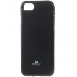 """""""Mercury"""" apvalks - melns (iPhone 7 / 8 / SE 2020)"""