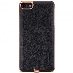 """""""Nillkin"""" N-JARL Wireless apvalks ar bezvadu uzlādēšanas funkciju - melns (iPhone 7 / 8)"""