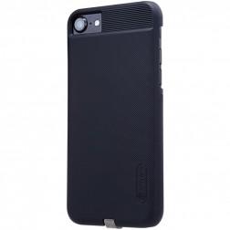 """""""Nillkin"""" Magic Wireless apvalks ar bezvadu uzlādēšanas funkciju - melns (iPhone 7 / 8)"""