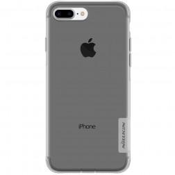 """""""Nillkin"""" Nature TPU dzidrs apvalks - pelēks (iPhone 7 Plus / 8 Plus)"""