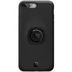 """""""Quad Lock"""" apvalks - melns (iPhone 7 Plus / 8 Plus)"""