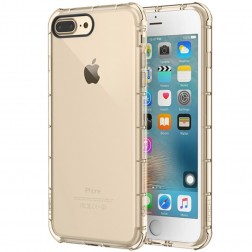 """Rock"" Fence dzidrs apvalks - zelta (iPhone 7 Plus / 8 Plus)"