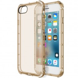 """Rock"" Fence dzidrs apvalks - zelta (iPhone 7 / 8)"