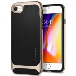 """Spigen"" Neo Hybrid Herringbone apvalks - zelta (iPhone 7 / 8)"