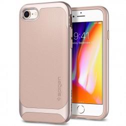 """Spigen"" Neo Hybrid Herringbone apvalks - rozs (iPhone 7 / 8)"