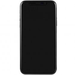 """""""Benks"""" Tempered Glass pilnīgi aizsedzams ekrāna aizsargstikls 0.3 mm - melns (iPhone X / Xs / 11 Pro)"""