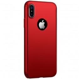 """JOYROOM"" Beetles plastmāsas apvalks - sarkans (iPhone X / Xs)"