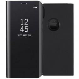 Plastmasas atvērams maciņš - melns (iPhone X / Xs)
