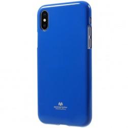 """Mercury"" apvalks - tumši zils (iPhone X / Xs)"