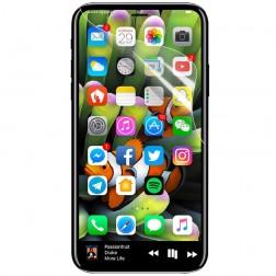 """""""ISME"""" ekrāna aizsargplēve (pilnīgi aizsedzama) - dzidra (iPhone X / Xs / 11 Pro)"""