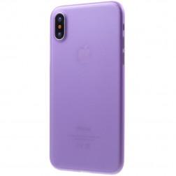 Pasaulē planākais futrālis - violeta (iPhone X / Xs)