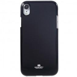 """Mercury"" apvalks - melns (iPhone Xr)"