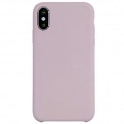 """Shell"" cieta silikona (TPU) apvalks - rozs (iPhone Xr)"
