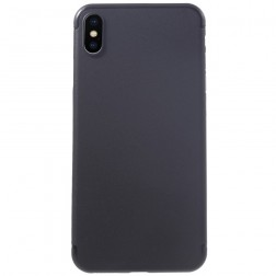 Pasaulē planākais futrālis - melns (iPhone Xs Max)