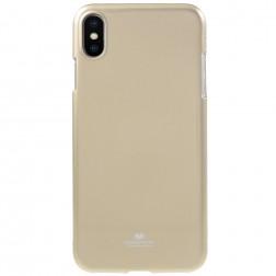 """Mercury"" apvalks - zelta (iPhone Xs Max)"