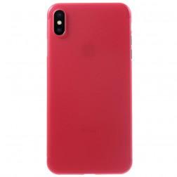 Pasaulē planākais futrālis - sarkans (iPhone Xs Max)