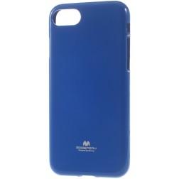 """Mercury"" apvalks - zils (iPhone 7 / 8)"