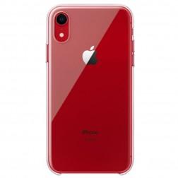 Planākais TPU apvalks - dzidrs (iPhone Xr)