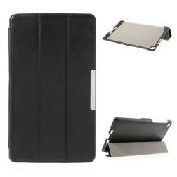 Klasisks atvēramais futrālis - melns (Nexus 7 2013)
