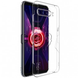 """Imak"" cieta silikona (TPU) apvalks - dzidrs (Rog Phone 3)"
