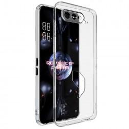 """Imak"" cieta silikona (TPU) apvalks - dzidrs (Rog Phone 5)"