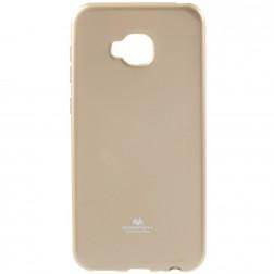 """Mercury"" apvalks - zelta (Zenfone 4 Selfie Pro)"