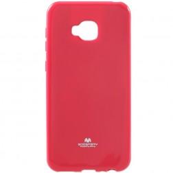 """""""Mercury"""" apvalks - tumši rozs (Zenfone 4 Selfie Pro)"""