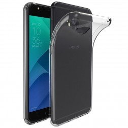 Planākais TPU apvalks - dzidrs (Zenfone 4 Selfie Pro)