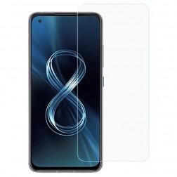 """""""Calans"""" Tempered Glass (nepilnīgi aizsedzams) ekrāna aizsargstikls 0.3 mm - dzidrs (Zenfone 8)"""