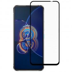 """""""Rurihai"""" Tempered Glass ekrāna aizsargstikls 0.26 mm - melns (Zenfone 8 Flip)"""
