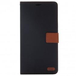"""Roar"" Diary atvēramais futrālis - melns (Zenfone 2 Laser 5.5)"