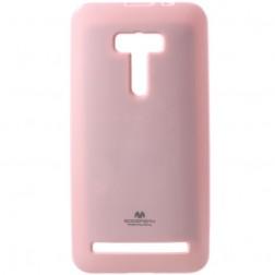 """Mercury"" futrālis - gaiši rozs (Zenfone Selfie)"