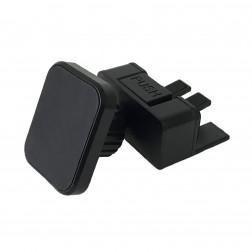 """""""CD Slot"""" magnētiskais automašīnas telefona turētājs - melns"""