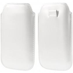 Telefona ieliktņa - balta (L+ izmērs)