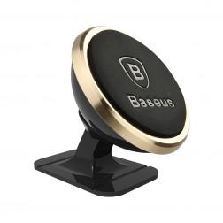 """Baseus"" Magnet Mount automašīnas telefona turētājs - zelta"