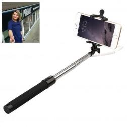 """""""Baseus"""" Pro teleskopiskais selfija statīvs-turētājs"""