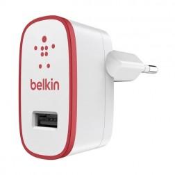 """""""Belkin"""" MIXIT tīkla lādētājs - balts / sarkans (2.1 A)"""