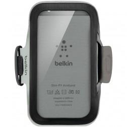 """Belkin"" Slim-Fit Armband futrālis sportam - melns (L+ izmērs)"