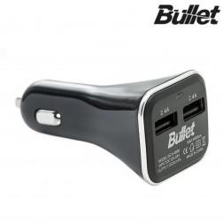 """""""Bullet"""" autolādētājs - melns (4.8 A)"""