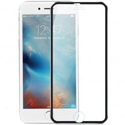 """""""Hat-Prince"""" Tempered Glass pilnīgi aizsedzams ekrāna aizsargstikls 0.2 mm - melns (iPhone 7 Plus / 8 Plus)"""