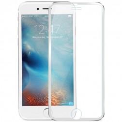 """""""Hat-Prince"""" Tempered Glass pilnīgi aizsedzams ekrāna aizsargstikls 0.2 mm - sudrabs (iPhone 7 / 8)"""