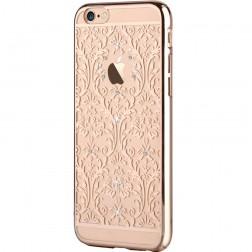 """Devia"" Baroque Swarovski apvalks - zelta (iPhone 6 Plus / 6S Plus)"