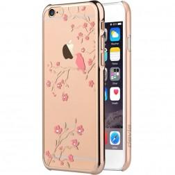 """Devia"" Magpie Swarovski apvalks - zelta (iPhone 6 / 6S)"